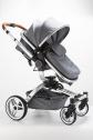 Blij'r Stef 2 in 1 Luxe kinderwagen – 360 graden draaibaar – incl autostoel connector
