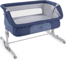 Chicco Next2Me Dream Co-sleeper – navy
