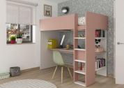 Hoogslaper Jules – Antique Pink